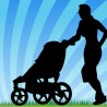 Kinderwagen-Workout: Das Buch zur Mami-Fitness