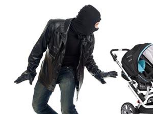 Günstige Alarmanlage für Kinderwagen: Wirksam gegen Langfinger