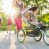 Kinderwagen-Fitness im Urlaub: Robinson Club zielt auf junge Mütter