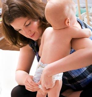 Baby-Computing: Sensoren melden volle Windel