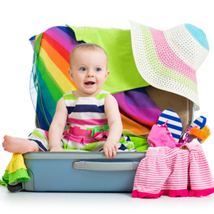 Unterwegs mit Kindern – Was muss mit?