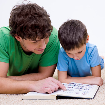Wie wichtig das Vorlesen für's spätere Leben ist