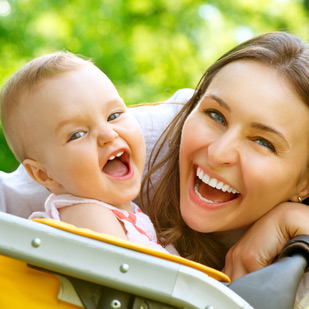 Kinderwagen-Zubehör für den Sommer